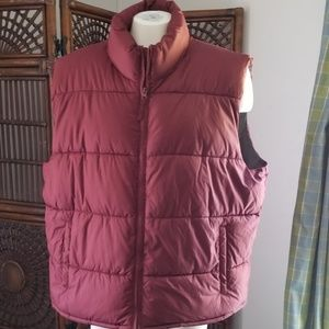 Old Navy puffer vest size 2xl